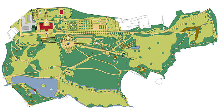 Picture: Plan of Fantaisie Park